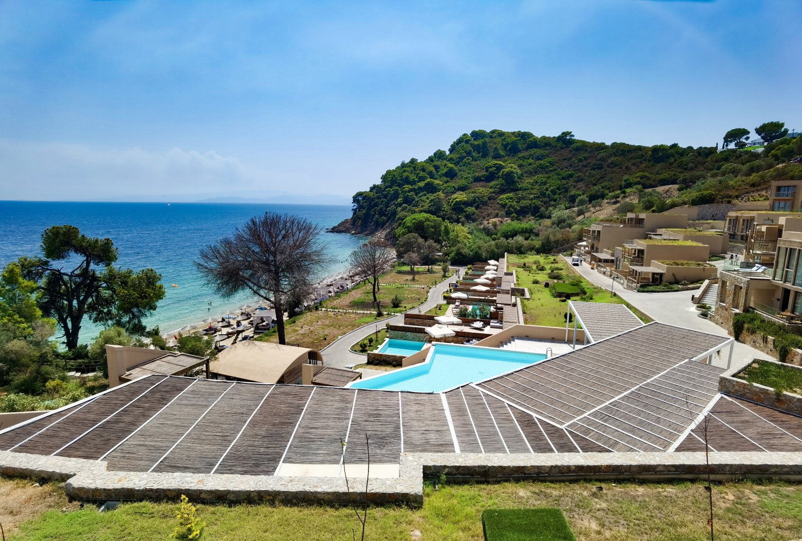 Skiathos - Řecko
