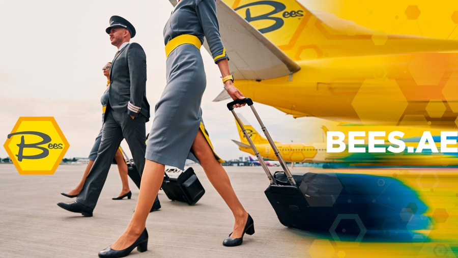 Ukrajinský Bees Airline bude létat z Prahy do Oděsy