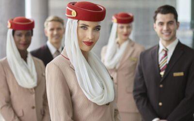 Emirates přijme 3000 členů palubního personálu