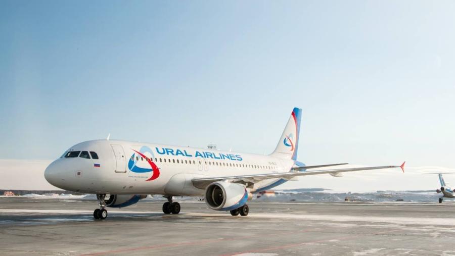 Ural Airlines obnoví v říjnu linku z Prahy do Moskvy