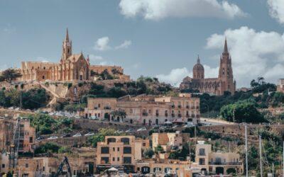 Malta plánuje letecké spojení mezi Maltou a Gozo